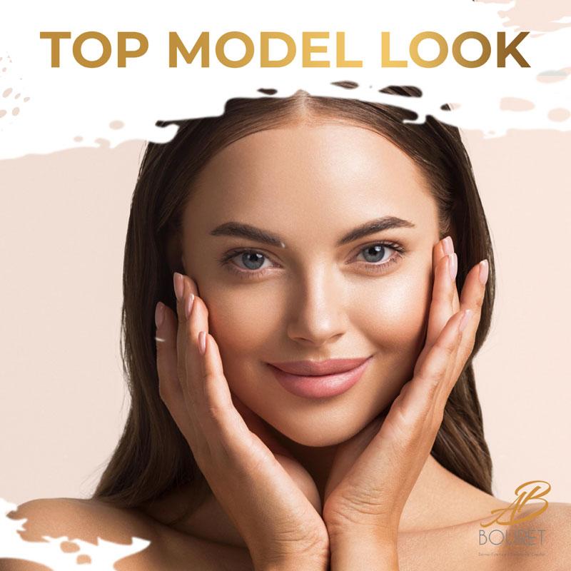 Top Model Look Bouret Clinic